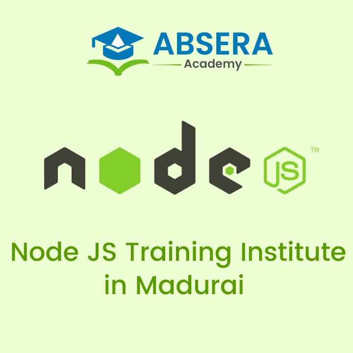 Node.js Training Institute in Madurai