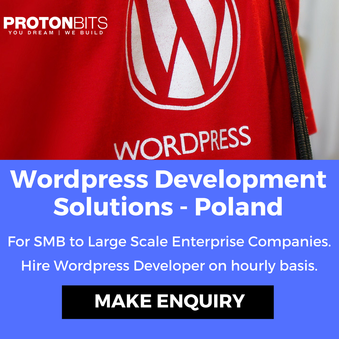 WordPress Development Company - USA